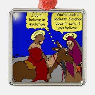 Wissenschaft 900 interessiert sich nicht, was Sie Silbernes Ornament