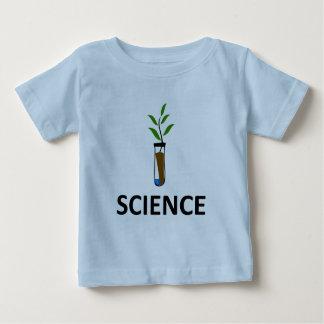 Wissenschaft - Reagenzglas-Pflanze Baby T-shirt