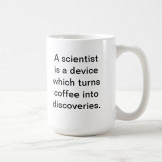 Wissenschaftler-Kaffee-Tasse Tasse