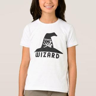 Wissenschafts-Zauberer-Shirt - wählen Sie Art u. T-Shirt
