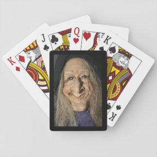"""""""Witchy"""" Spielkarten"""