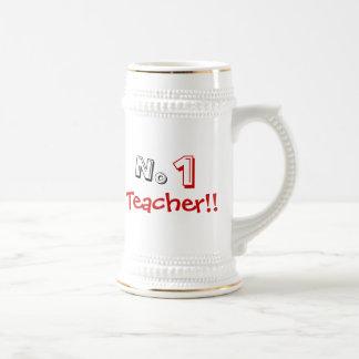 Witz-Tasse des Lehrer-NO1!