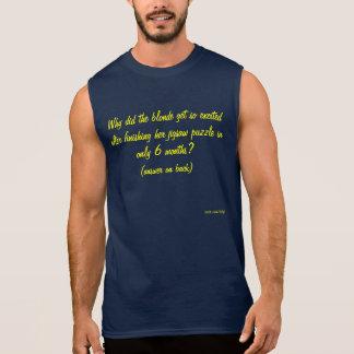 Witze 44 ärmelloses shirt