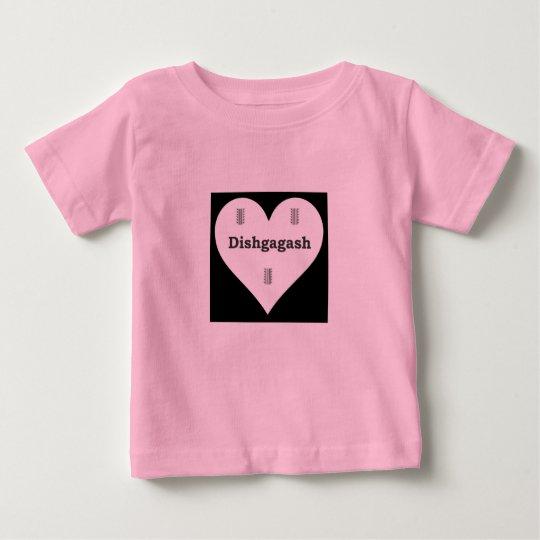 Wiyot I Liebe Sie Baby T-shirt
