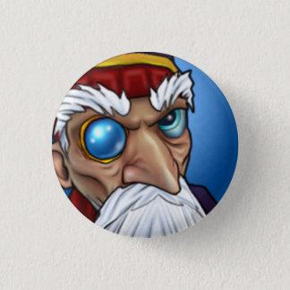 Wizard101 Merle Ambrose Runder Button 3,2 Cm