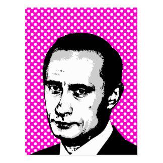 Wladimir Putin Postkarten