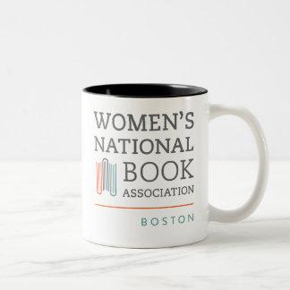 WNBA Tasse Boston-Kapitel mit schwarzem Innenraum