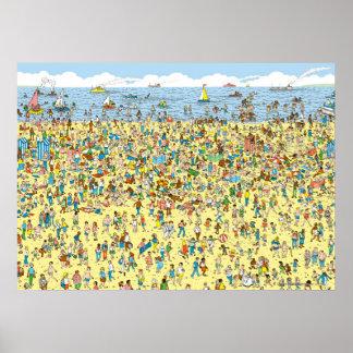 Wo ist Walter? Poster auf Zazzle Schweiz