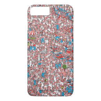 Wo Waldo Land der Schüsse ist iPhone 7 Plus Hülle