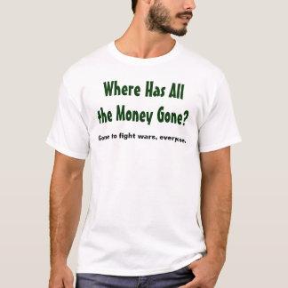 Wohin ist das ganzes Geld gegangen? T-Shirt