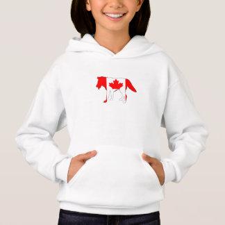 Wolf Kanada Hoodie