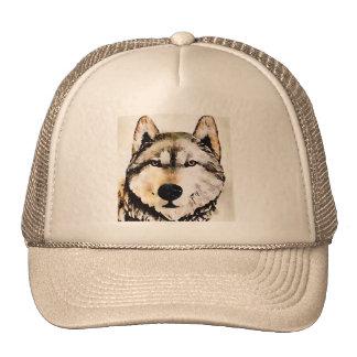 Wolf-Natur Truckerkappe
