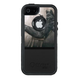 Wolf OtterBox iPhone 5/5s/SE Hülle