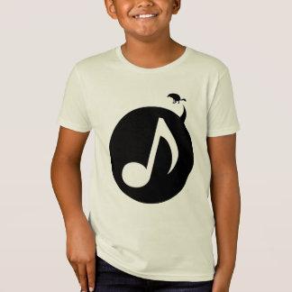 Wolf Ralf - merken Sie Shirt-Logo-an Rückseite T-Shirt