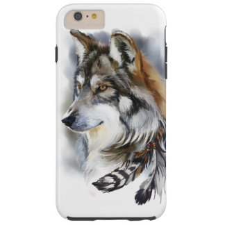 Wolf Tough iPhone 6 Plus Hülle