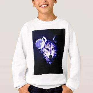 Wolf u. Mond Sweatshirt