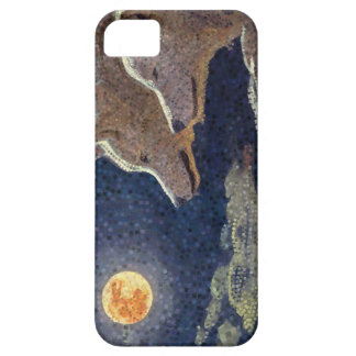 Wolfmosaik - Telefonkasten iPhone 5 Cover
