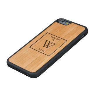 Wolfram Bumper iPhone 6 Hülle Kirsche