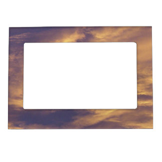 Wolken-Bilderrahmen Magnetischer Fotorahmen
