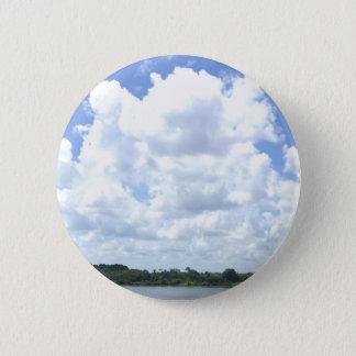Wolken-Button Runder Button 5,7 Cm