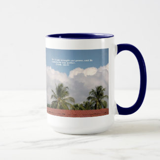 Wolken des Powers Tasse