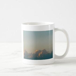 Wolken in Rumänien Kaffeetasse