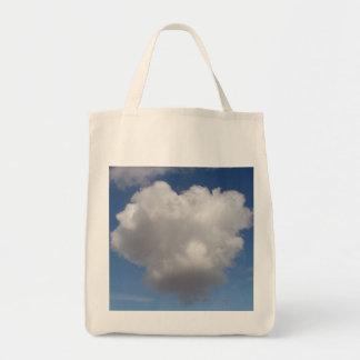 Wolken-Taschen-Tasche Tragetasche