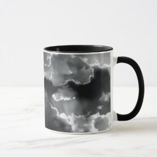 Wolken Tasse
