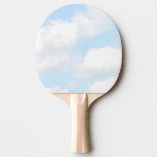 Wolken Tischtennis Schläger
