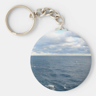 Wolken über Bermuda keychain Schlüsselanhänger