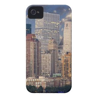 Wolkenkratzer New- YorkSkyline-Manhattans der iPhone 4 Cover