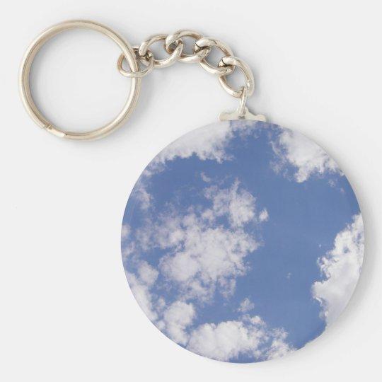 Wolkenstern - Wolken Schlüsselanhänger