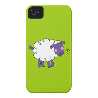 Wollige Schafe iPhone 4 Case-Mate Hülle