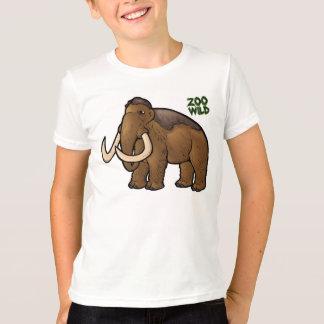 Wolliges Mammut T-Shirt