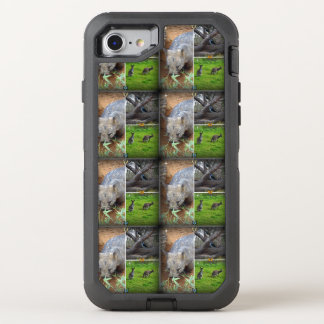 Wombat Atemzug iPhone Otterbox 7 Verteidiger Fall OtterBox Defender iPhone 8/7 Hülle