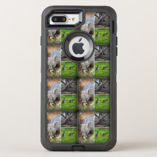 Wombat Atemzug iPhone Otterbox 7+ Verteidiger Fall OtterBox Defender iPhone 8 Plus/7 Plus Hülle