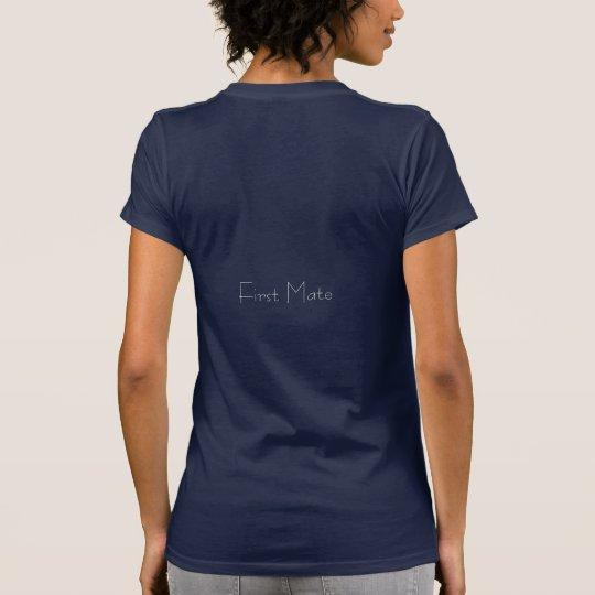 Women's_TEMPLATE_Sailor_Mate_Front u. hintere T-Shirt