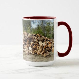 Woodpile Tasse