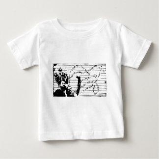 Words&music Baby T-shirt