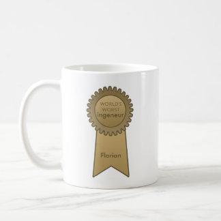 """World""""s Worst Award Kaffeetasse"""
