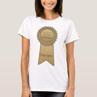 "World""s Worst Award T-Shirt"