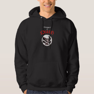 Worshipper of death hoodie