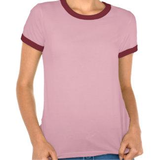 Wort des der Nerd-der Wecker-T-Stücks Frauen T-shirt