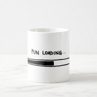 Wortspiel-Laden Kaffeetasse