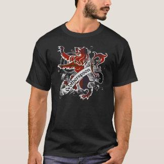 Wotherspoon Tartan-Löwe T-Shirt