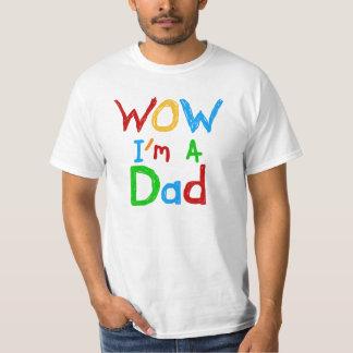 Wow bin ich ein Vati-T - Shirts und Geschenke