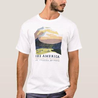 WPA Besuchs-Montana-T - Shirt