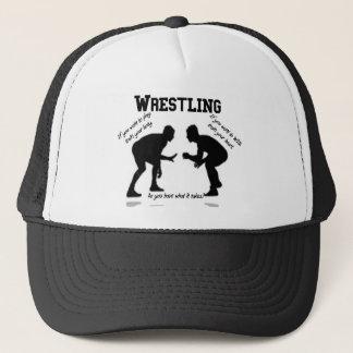 Wrestling Truckerkappe