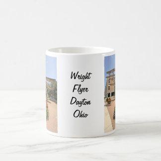 Wright-Flyer in Dayton Ohio Kaffeetasse