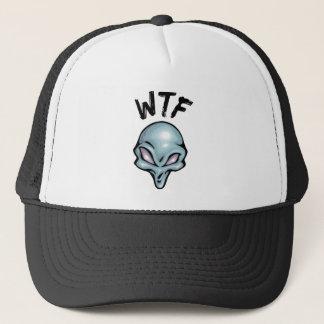 WTF alien Truckerkappe